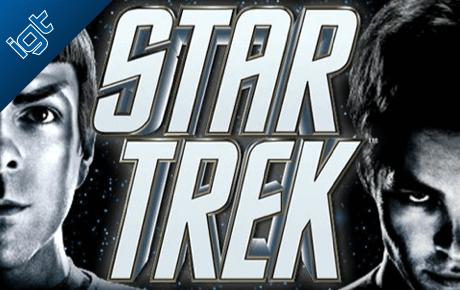 star trek slot machine online