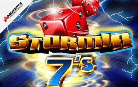 stormin 7's slot machine online