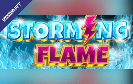 Storming Flame slot machine