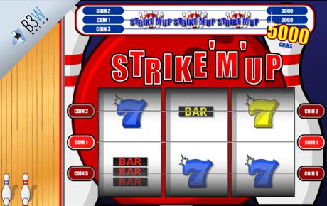 strike'm'up slot machine online