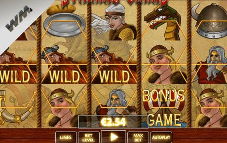 Striking Viking slot machine