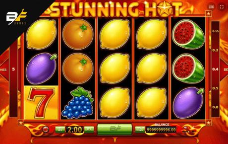 Stunning Hot slot machine