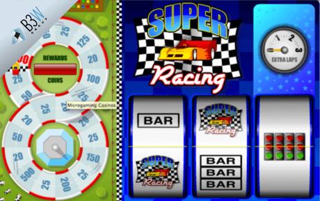 super racing slot machine online