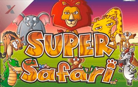 super safari slot machine online