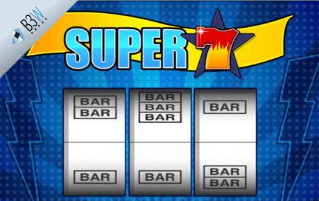 super seven slot machine online