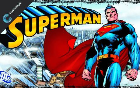 Superman slot machine
