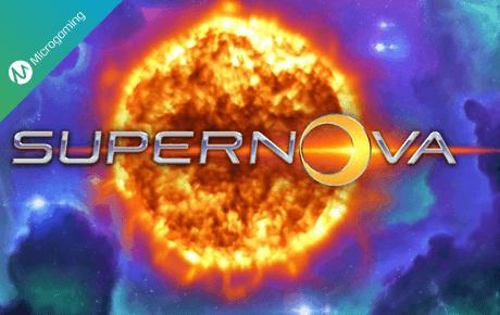Supernova Slot machine