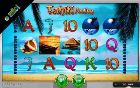 tahiti feeling slot machine online