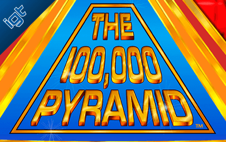 the 100,000 pyramid slot machine online