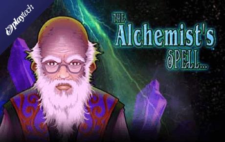 The Alchemists Spell slot machine