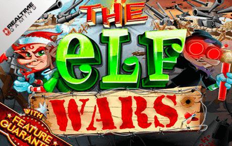 The Elf Wars slot machine