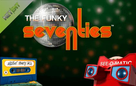 The Funky 70s slot machine