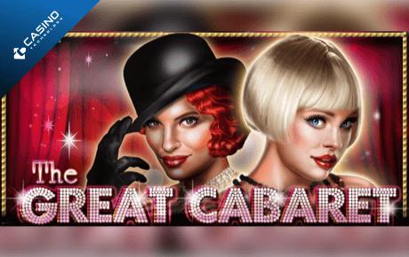 the great cabaret slot machine online