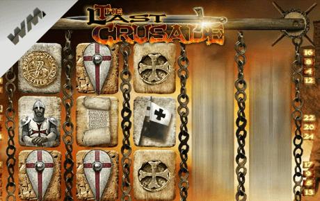 the last crusade slot machine online