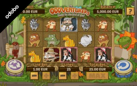 the oddventurers slot machine online