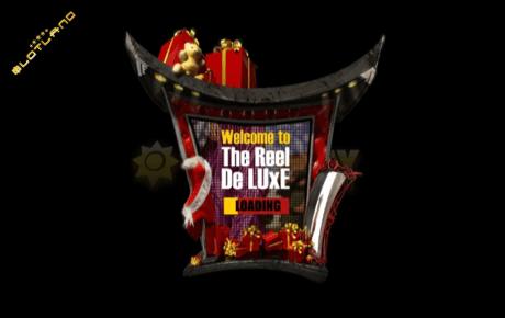 The Reel Deluxe slot machine
