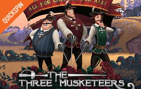 the three musketeers slot machine online
