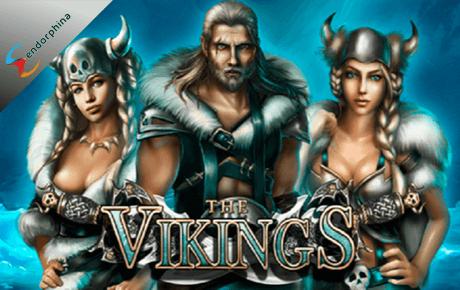 The Vikings slot machine