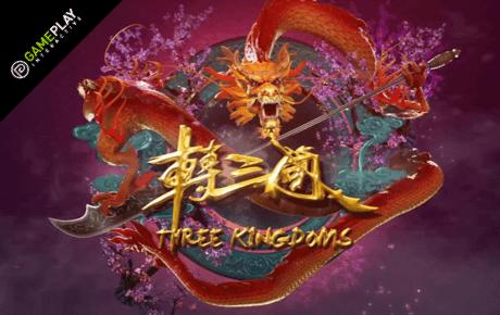 three kingdoms slot machine online
