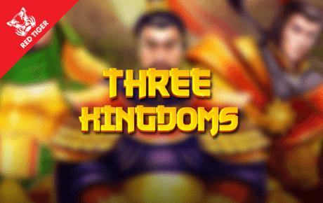 Three Kingdoms slot machine