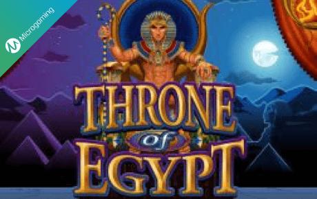 throne of egypt slot machine online