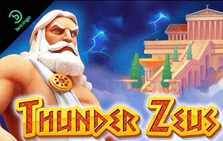 thunder zeus slot machine online