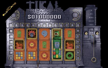 Tikal Treasure slot machine
