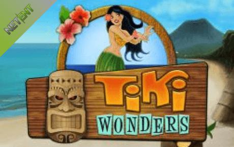 tiki wonders slot machine online