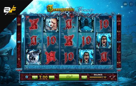 transylvanian beauty slot machine online
