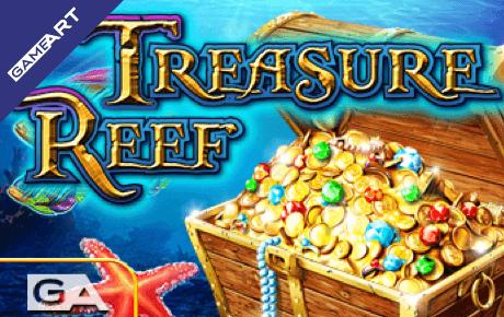treasure reef slot machine online