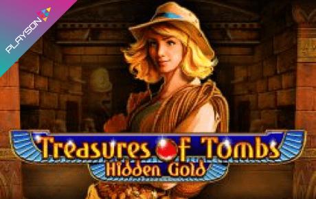 Treasures of Tombs Hidden Gold Slot machine