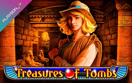 Treasures of Tombs Slot machine