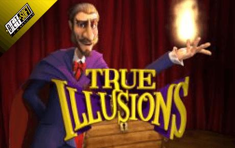 true illusions slot machine online