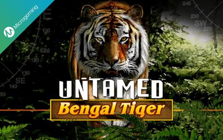 untamed bengal tiger slot machine online