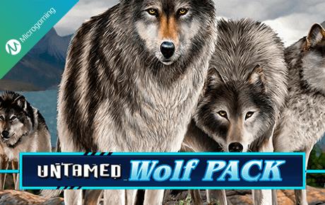untamed wolf pack slot machine online