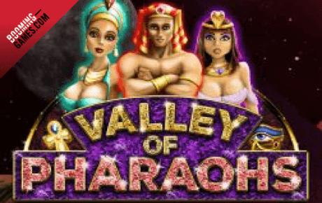 valley of pharaohs slot machine online