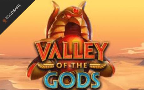 valley of the gods slot machine online