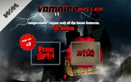Vampire Killer slot machine
