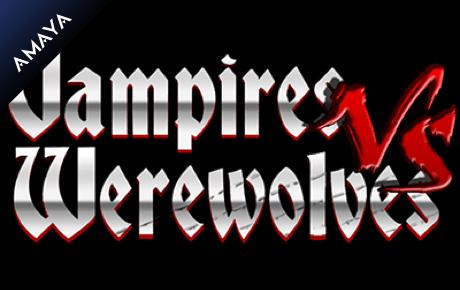 vampires vs. warewolves slot machine online