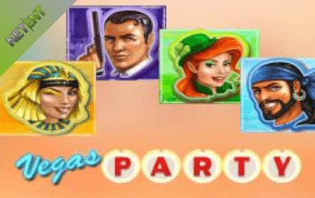 vegas party slot machine online