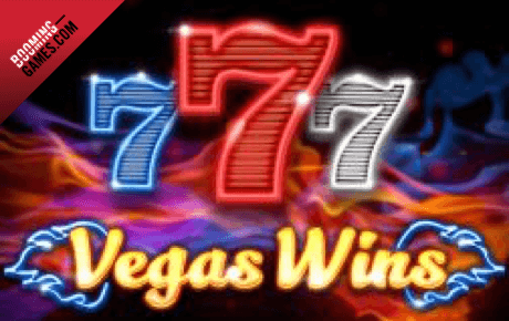 vegas wins slot machine online