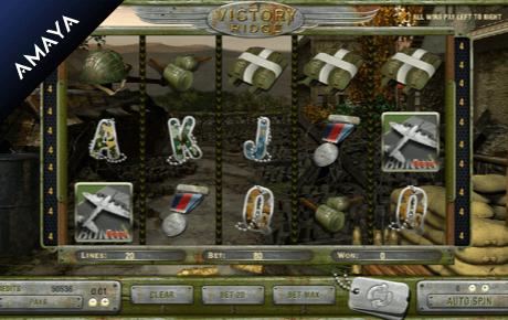 victory ridge slot machine online