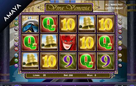 viva venezia slot machine online