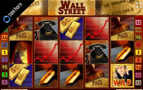 wall street slot machine online