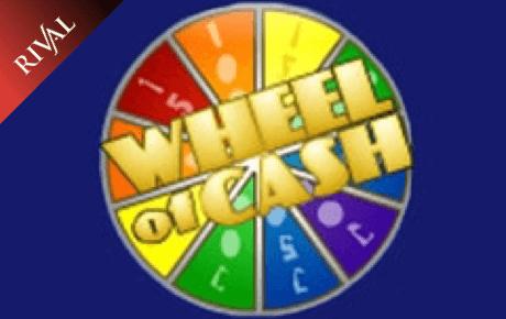 Wheel of Cash slot machine