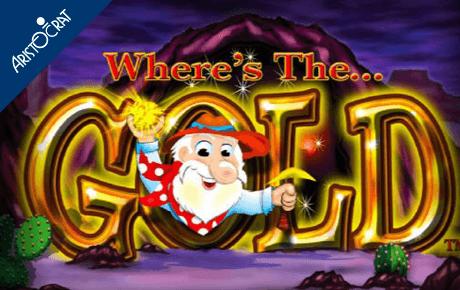 where's the gold slot machine online