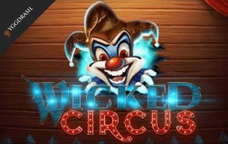 Wicked Circus slot machine
