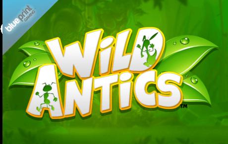 wild antics slot machine online