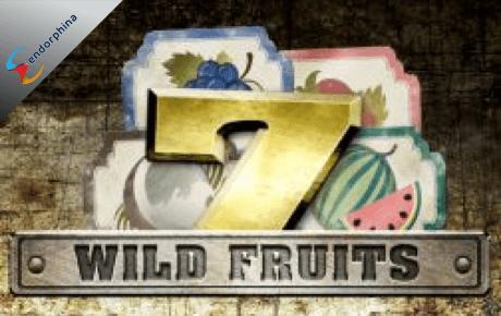 wild fruits slot machine online