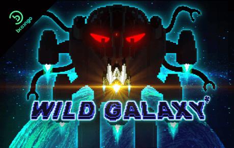 Wild Galaxy slot machine